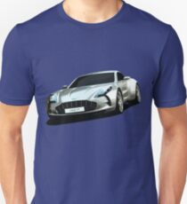 Aston Martin One-77 sports car T-Shirt