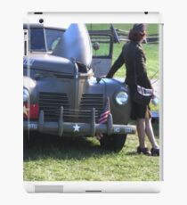 The General's Driver  iPad Case/Skin