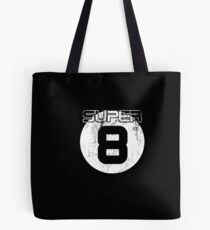 Super 8 Tote Bag