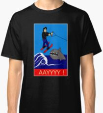 Jumping the Shark Classic T-Shirt
