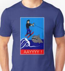Jumping the Shark Unisex T-Shirt