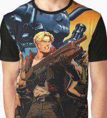 Epic War Graphic T-Shirt