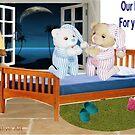 Bed time Prayers by Ann12art