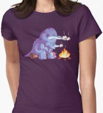 Camiseta entallada para mujer Triceramallows