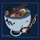 Ramen :: Fleischfressende Nahrungsmittelserie von missdaisydee