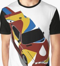 Art Car Graphic T-Shirt