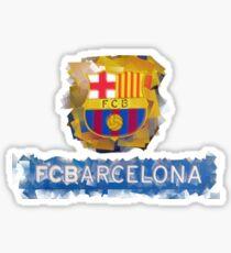 F.C. Barcelona Sticker