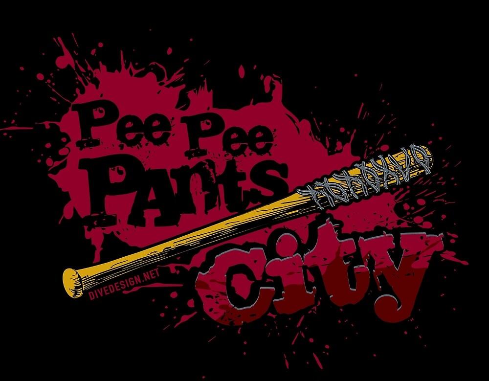 Pee Pee Pants City by 40-MAN