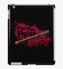Pee Pee Pants City iPad Case/Skin