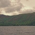 Panorama of Bassenthwaite Lake, English Lake District by Stephen Frost
