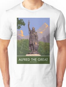 Alfred the Great, Winchester Unisex T-Shirt