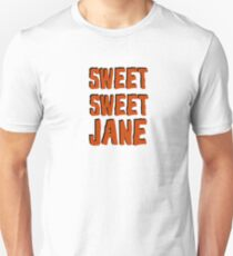 lou reed velvet underground sweet jane song lyrics rock n roll music cool t shirts T-Shirt