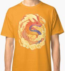 Orange Serpent Classic T-Shirt
