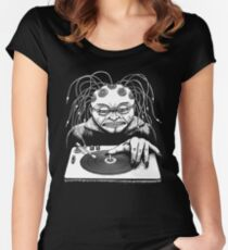Technophile Women's Fitted Scoop T-Shirt