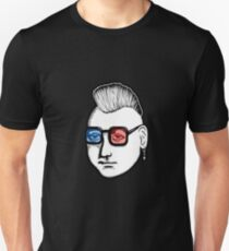 Captain Punk 3D Unisex T-Shirt