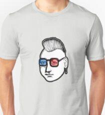 Captain Punk 3D Unisex T-Shirt
