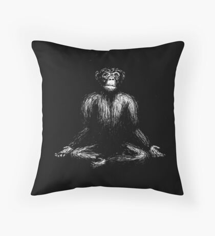 choga tee Throw Pillow