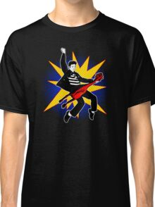 Even playing a rubber chicken I kick The Beatles' asses Classic T-Shirt