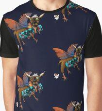 chicken goat Graphic T-Shirt