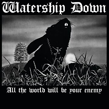 Watership Down by designviolence