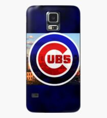 Chicago Cubs Baseball Case/Skin for Samsung Galaxy