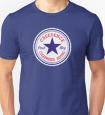 CCR VINTAGE LABEL STAR T-Shirt