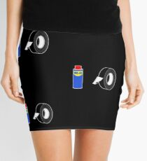 Complete Tool Kit Mini Skirt