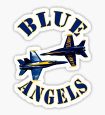 Blue Angels Sticker