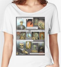Hugo [plays with zombies] - page 1 Women's Relaxed Fit T-Shirt