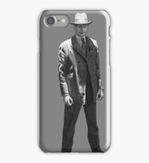 He Comes a-Knockin' iPhone Case/Skin