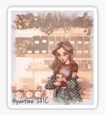 Lucrezia Sticker