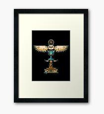 Magic Totem Framed Print