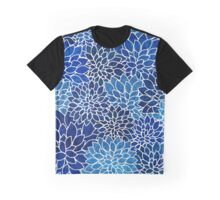 Floral Abstract #14 Graphic T-Shirt