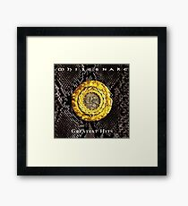 WHITESNAKE TOURS 1 Framed Print