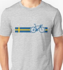 Bike Stripes Swedish National Road Race T-Shirt