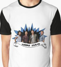 Hawaii five 0 team Graphic T-Shirt