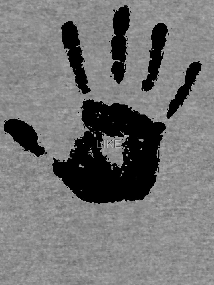 The Elder Scrolls Dark Brotherhood Symbol Black Lightweight