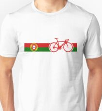 Bike Stripes Portugal  T-Shirt