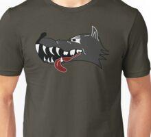 """B-25D 71st BS, 38th BG """"Wolf Head"""" Nose Art T-Shirt"""