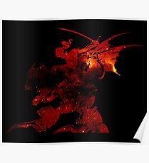 ° FINAL FANTASY ° Final Fantasy VI Space Logo Poster
