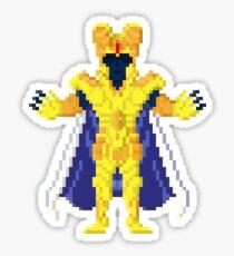 Gemini Kanon - Saint Seya Pixel Art Sticker