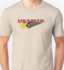 Lockheed Logo Repro Unisex T-Shirt