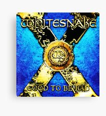 WHITESNAKE TOURS 3 Canvas Print