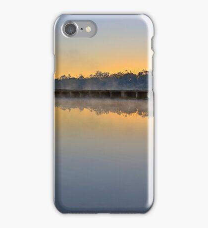 The old bridge iPhone Case/Skin