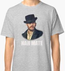 Alfie Nah Mate - White Classic T-Shirt