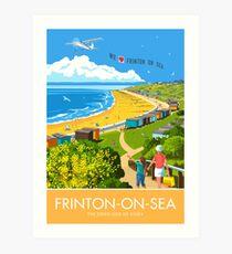 Frinton-on-Sea Art Print