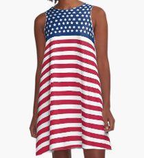 USA basic Type A-Line Dress