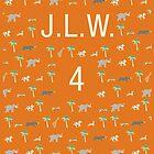 Pattern JLW 4 Darjeeling Limited & Hotel Chevalier by bonieiji
