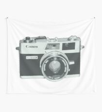 Canonet QL17 Wall Tapestry