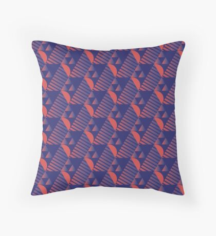 Tesselate Throw Pillow